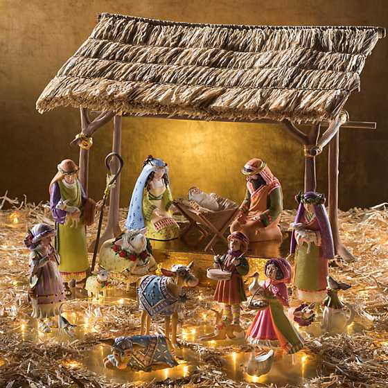 Patience Brewster Nativity Holy Family Figures image six