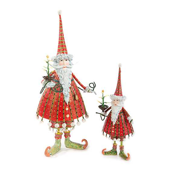 Patience Brewster Dash Away Dashing Santa Ornament image five
