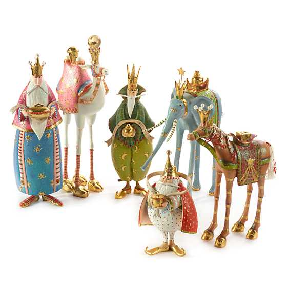 Patience Brewster Nativity Magi Figures image four