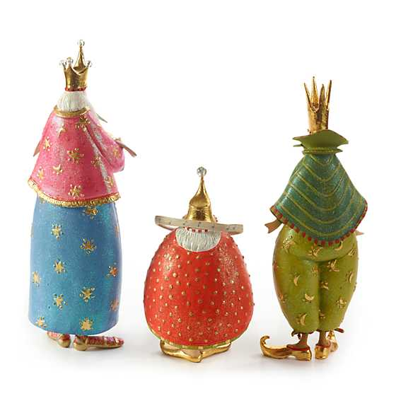 Patience Brewster Nativity Magi Figures image three
