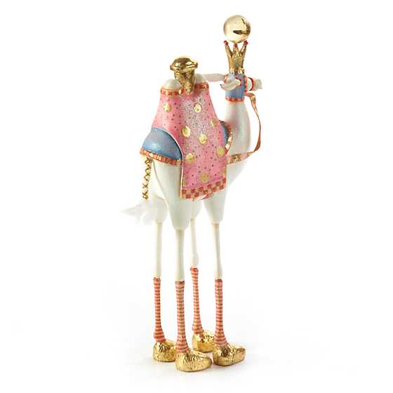 Patience Brewster Nativity Frank the Camel Figure image three