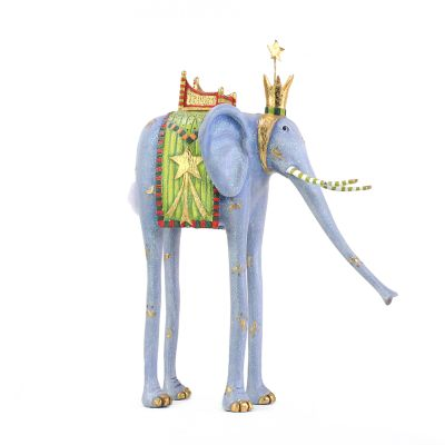 Patience Brewster Nativity Myrtle the Elephant Figure