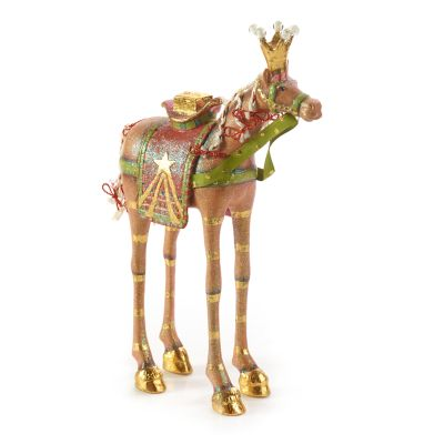 Patience Brewster Nativity Golda the Horse Figure
