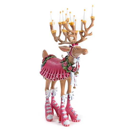 Patience Brewster Dash Away Donna Reindeer Figure image one