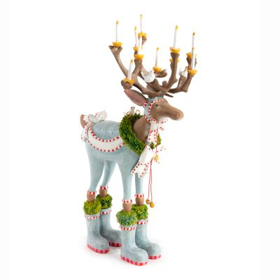Patience Brewster Dash Away Dasher Reindeer Figure