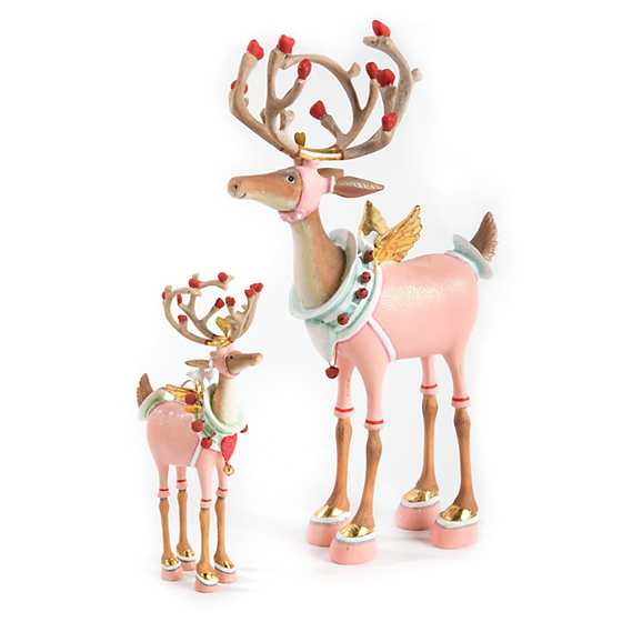 Patience Brewster Dash Away Cupid Reindeer Figure image five