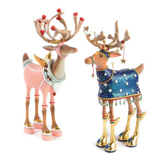Patience Brewster Dash Away Cupid Reindeer Figure image six