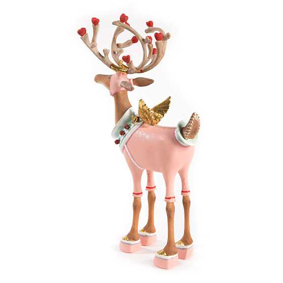 Patience Brewster Dash Away Cupid Reindeer Figure image three