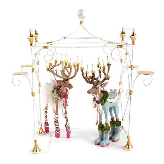 Patience Brewster Dash Away Dancer Reindeer Figure image six