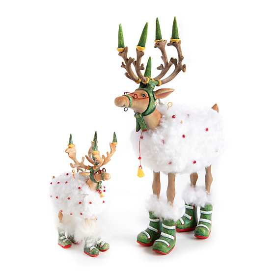 Patience Brewster Dash Away Blitzen Reindeer Figure image five
