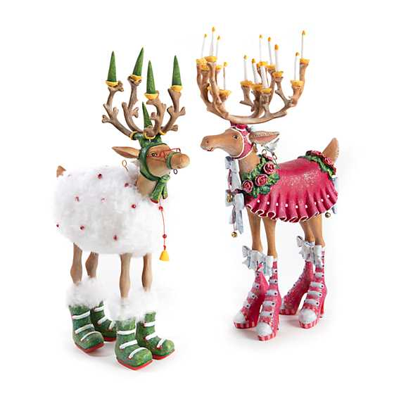 Patience Brewster Dash Away Blitzen Reindeer Figure image six