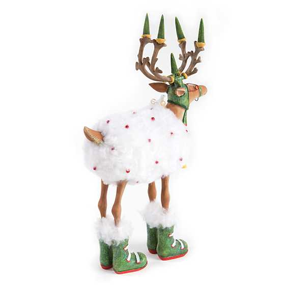 Patience Brewster Dash Away Blitzen Reindeer Figure image three