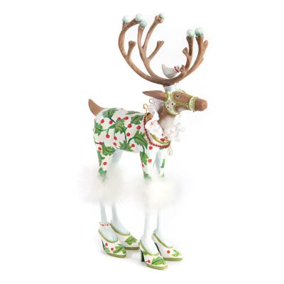 Patience Brewster Dash Away Vixen Reindeer Figure