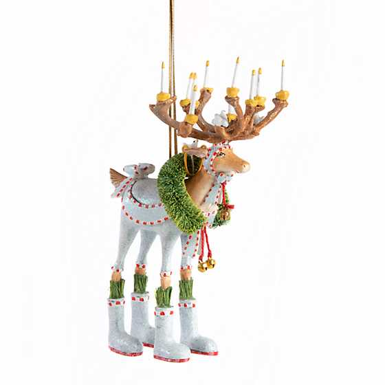 Patience Brewster Dash Away Dasher Ornament