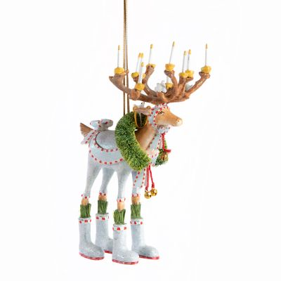 Patience Brewster Dash Away Dasher Reindeer Ornament
