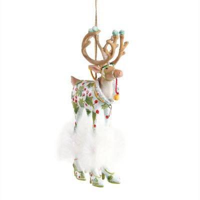 Patience Brewster Dash Away Vixen Reindeer Ornament