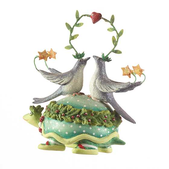 Patience Brewster 12 Days 2 Turtle Doves Ornament image three