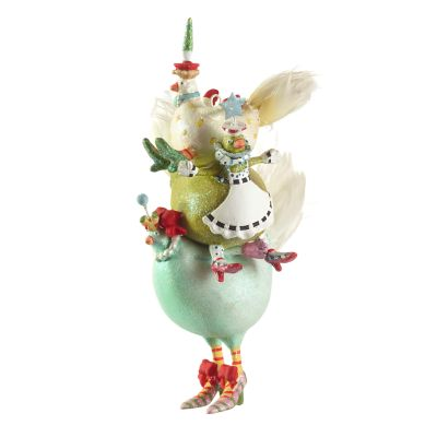 Patience Brewster 12 Days 3 French Hens Ornament