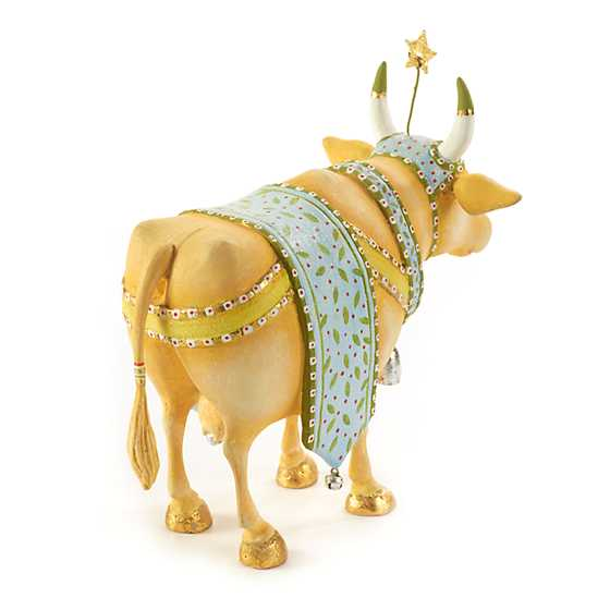 Patience Brewster Nativity Manger Cow Figure image three