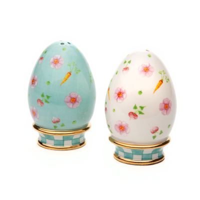 Image for Patience Brewster Forget Me Knot Egg Salt & Pepper Set