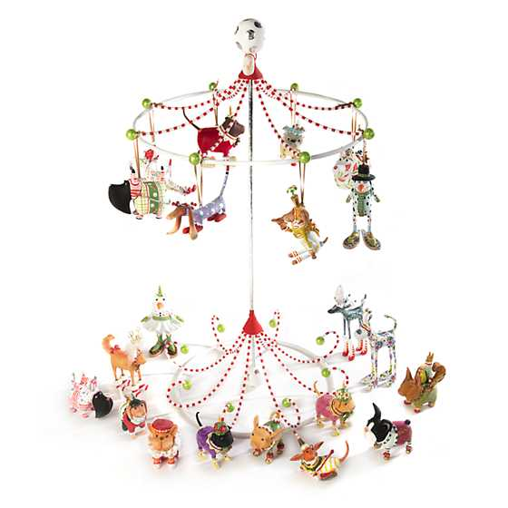 Patience Brewster Boston Terrier Mini Ornament image four