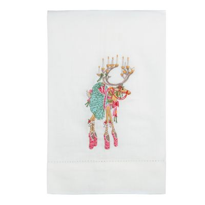 Patience Brewster Dash Away Dancer Tea Towel