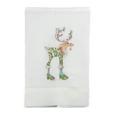 Patience Brewster Dash Away Vixen Tea Towel