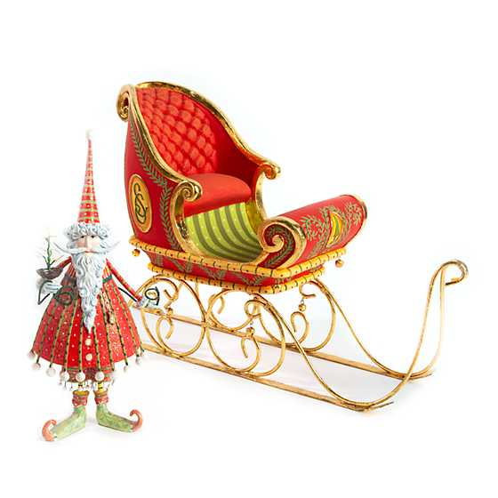 Patience Brewster Dash Away Sleigh Figure image four