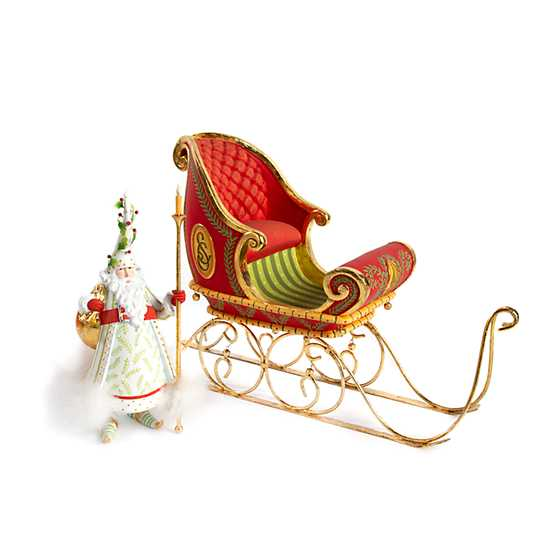 Patience Brewster Dash Away Sleigh Figure image five