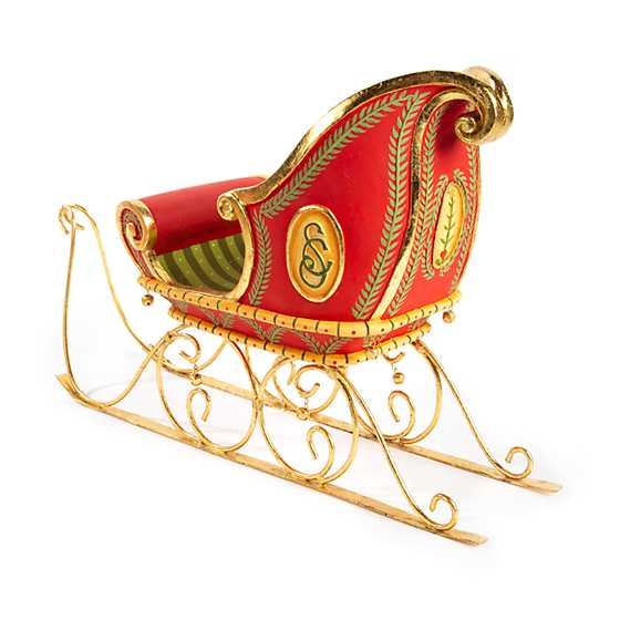 Patience Brewster Dash Away Sleigh Figure image three