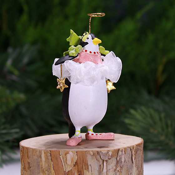 Patience Brewster Millicent Penguin Mini Ornament