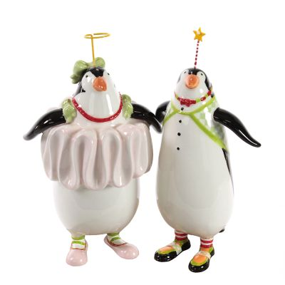 Patience Brewster Penguin Salt & Pepper Set