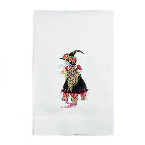 Patience Brewster Fortuna Witch Tea Towel