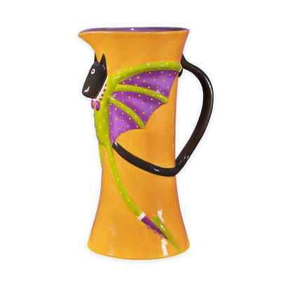 Patience Brewster Cat Bat Beverage Pitcher