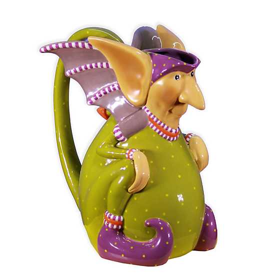 Patience Brewster Mortimer Gargoyle Beverage Pitcher