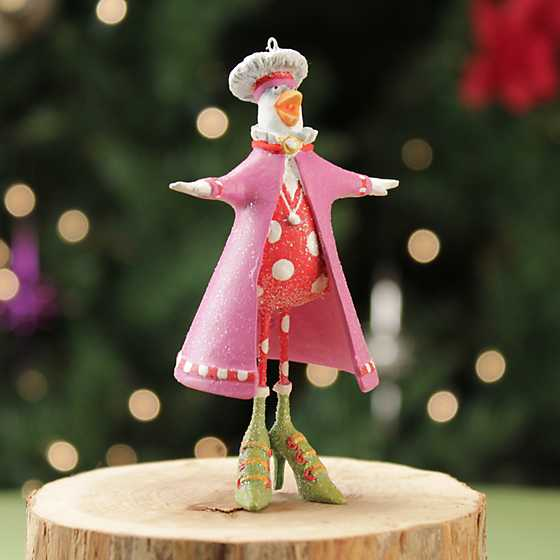 Patience Brewster 12 Days Calling Bird Mini Ornament image two