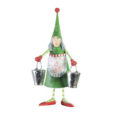 Patience Brewster 12 Days Maid Mini Ornament