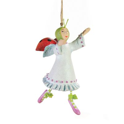 Patience Brewster 12 Days Lady Dancing Mini Ornament