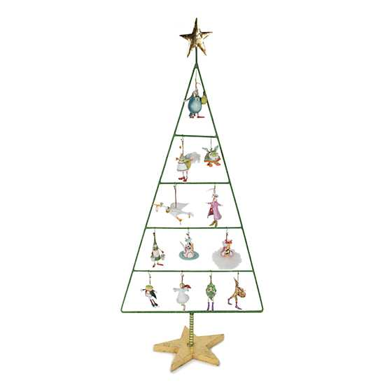 Patience Brewster 12 Days Mini Ornament Display Tree image two