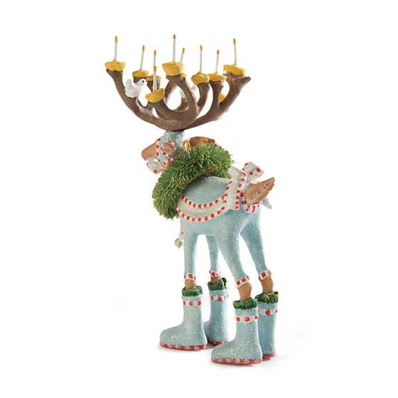 Patience Brewster Dash Away Dasher Reindeer Mini Ornament image three
