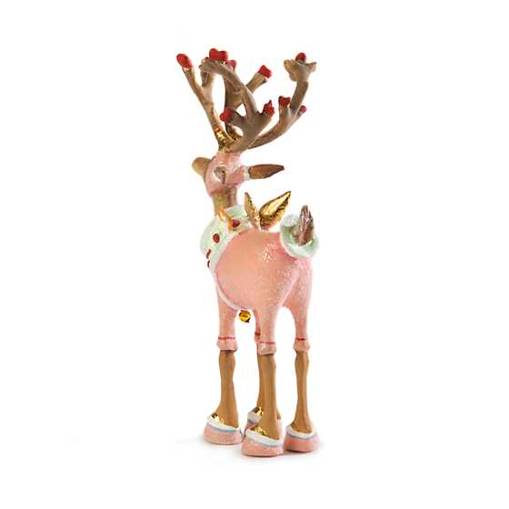 Patience Brewster Dash Away Cupid Reindeer Mini Ornament image three