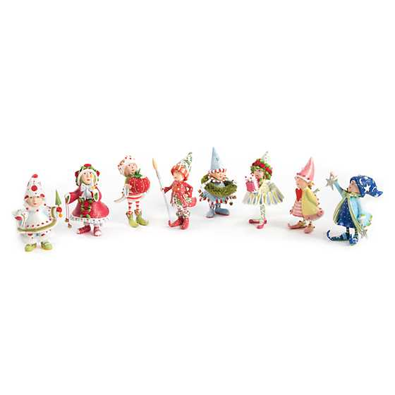 Patience Brewster Dash Away Vixen's Elf Ornament image five