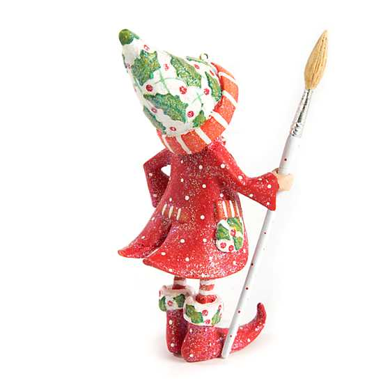 Patience Brewster Dash Away Vixen's Elf Ornament image three