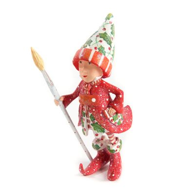 Patience Brewster Dash Away Vixen's Elf Ornament