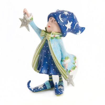 Patience Brewster Dash Away Comet's Elf Ornament