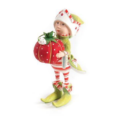 Patience Brewster Dash Away Prancer's Elf Ornament