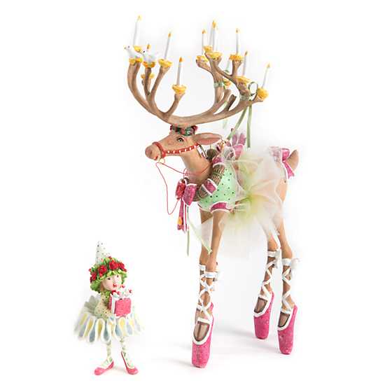 Patience Brewster Dash Away Dancer's Elf Ornament
