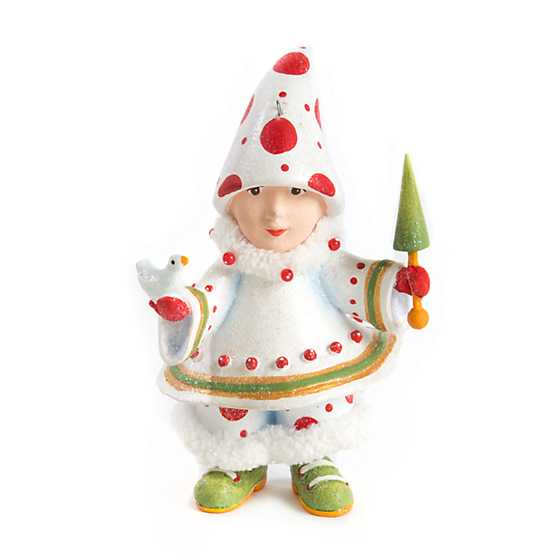 Patience Brewster Dash Away Blitzen's Elf Ornament image one