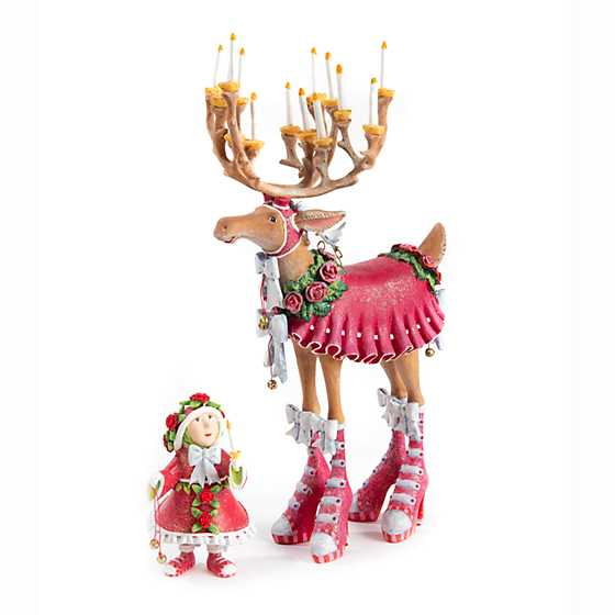 Patience Brewster Dash Away Donna's Elf Ornament image four
