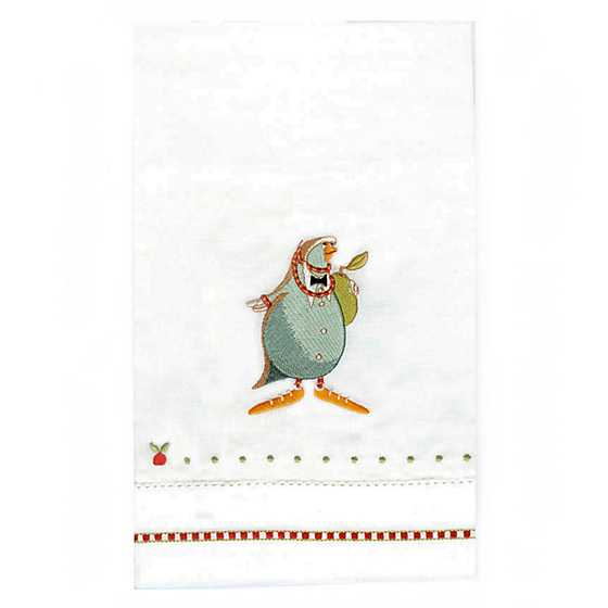Patience Brewster 12 Days Partridge Tea Towel image two